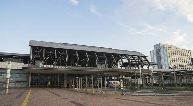 高知県民がJR線を汽車と呼ぶ3つの理由。