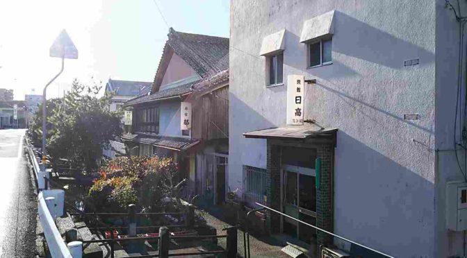 現代でも残っている遊郭?高知市玉水町の謎。