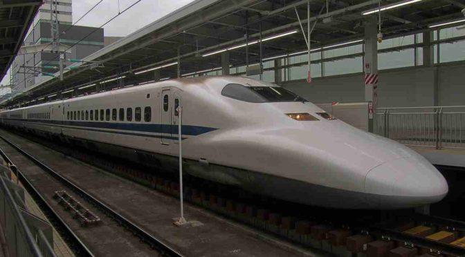 四国新幹線が開通するのは何年後?高知から大阪まで1時間31分。