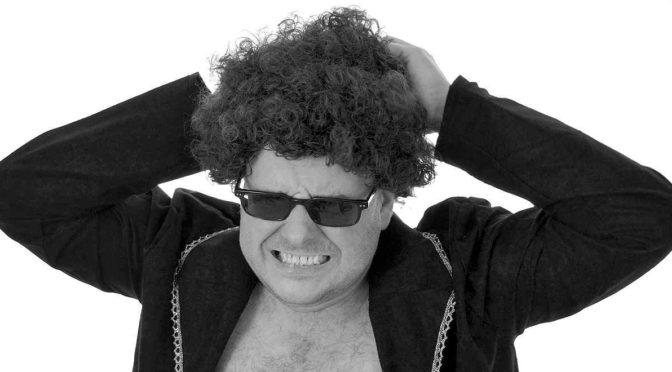くせ毛の男性が縮毛矯正をかける際にお勧めの髪型。
