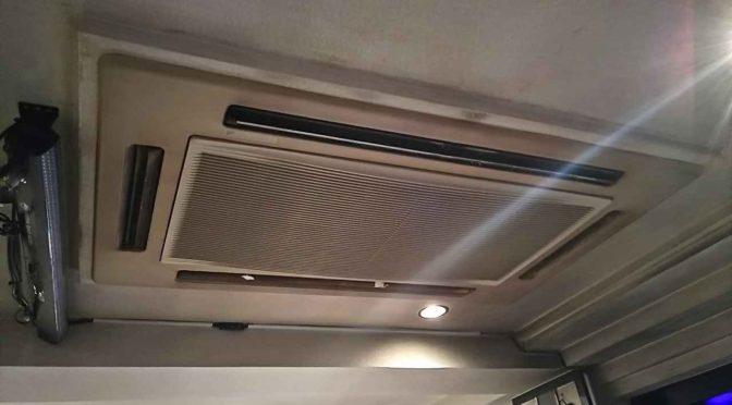 店舗の業務用エアコンが故障した際の注意事項。損をしない方法。