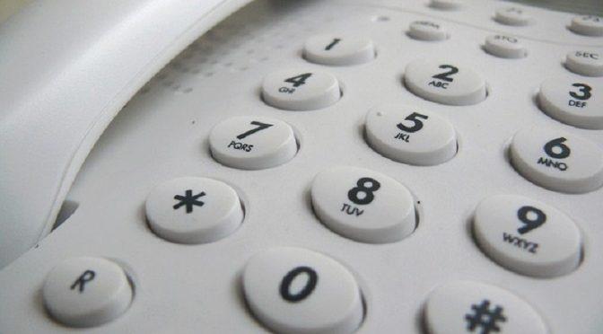 光回線のしつこい勧誘電話をかかって来ないようにする方法。
