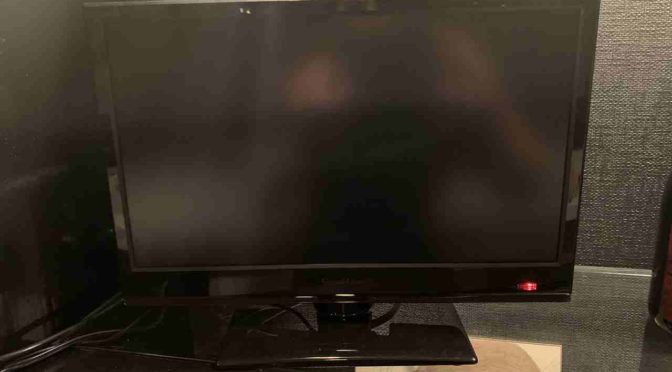 高知市中心街では室内アンテナでテレビは映るのか?